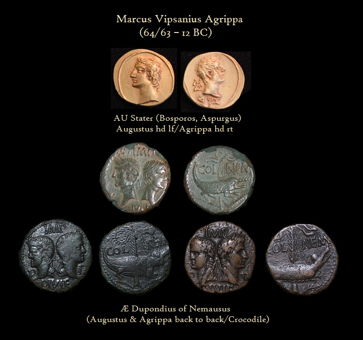 Agrippa Colonial Denominalions - R