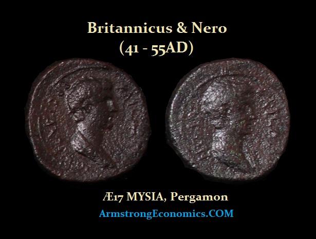 Britanicus & Nero Colonial