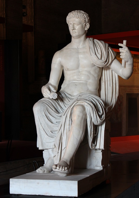 Claudius-Bust (41-54AD)