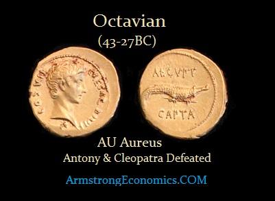 Octavian-AU Egypt Captive - R