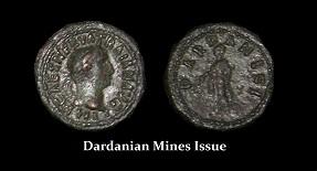 Trajan Dardanian mines issue - R