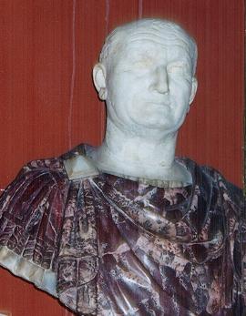 Vespasian Bust