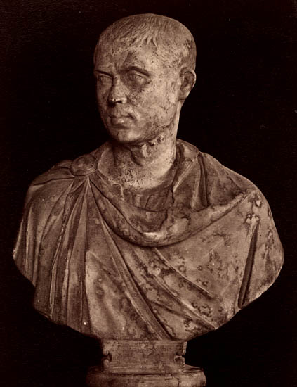 Volusian Bust Capitoline Museum
