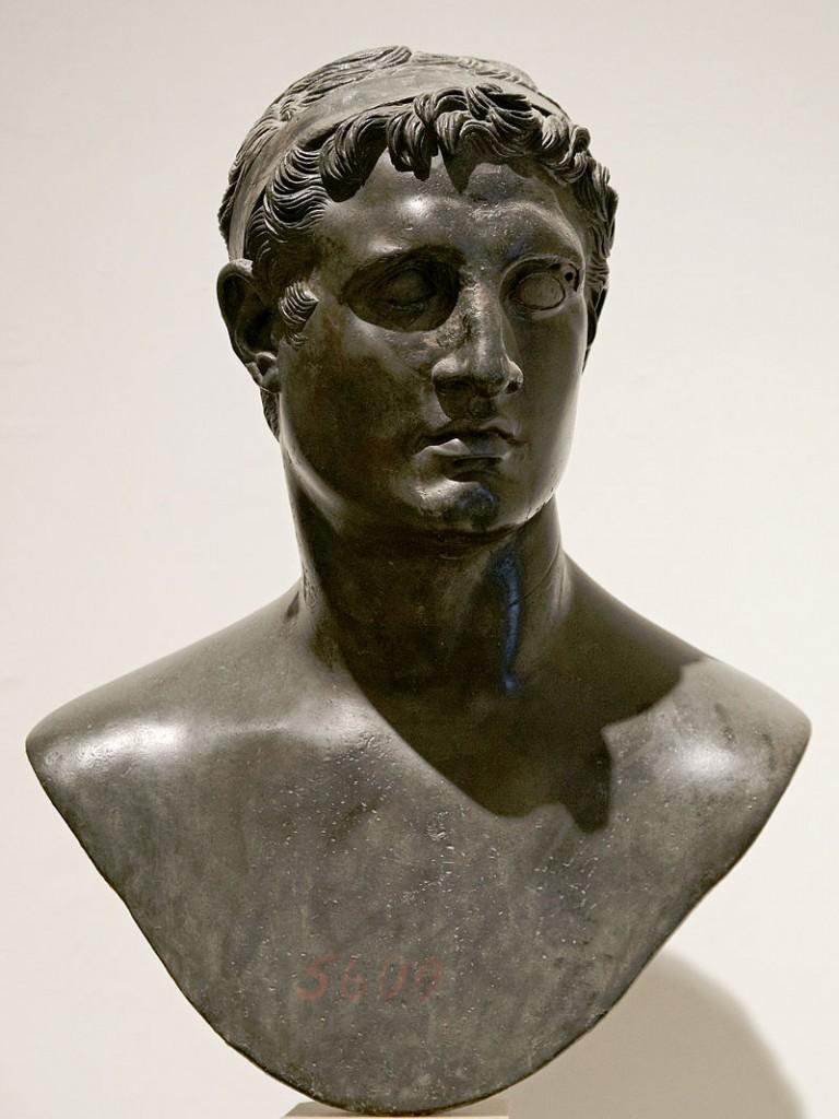 Ptolemy_II Bust