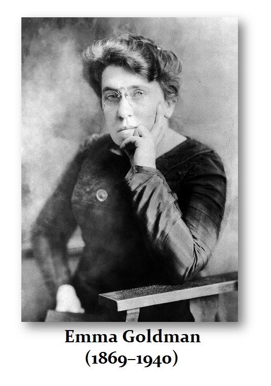 Goldman Emma (1866–1940)