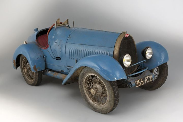 1925 Bugatti Brescia
