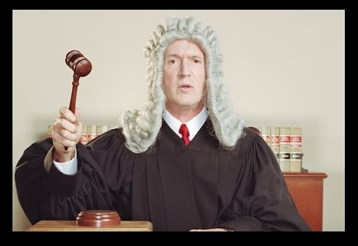 Judge-Comic-Character