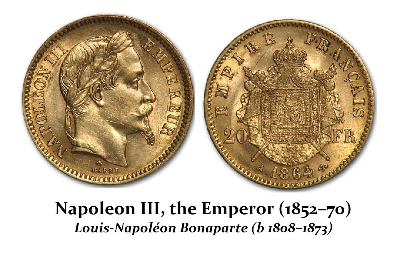 1864 Napoleon III