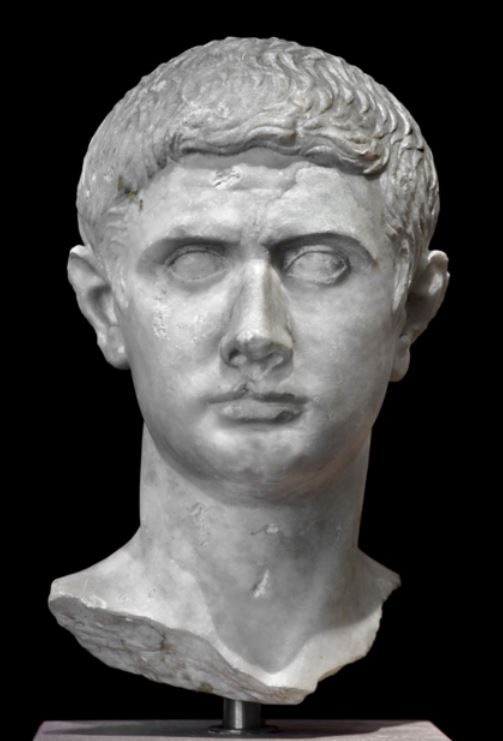 Agrippa_Postumus Bust