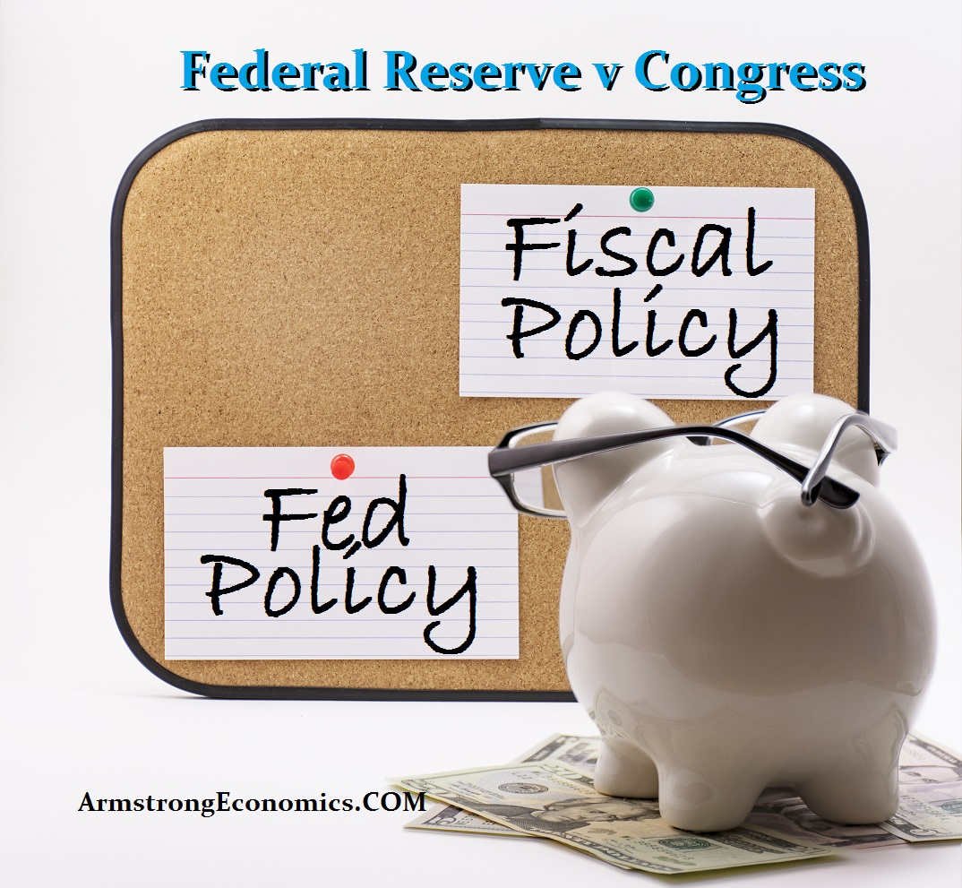 Fed v Congress