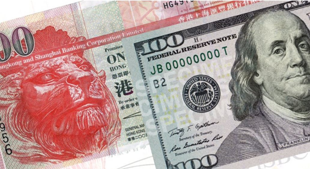 US$-HK Peg
