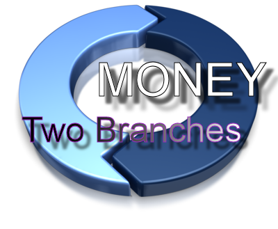 2 Branches of Money