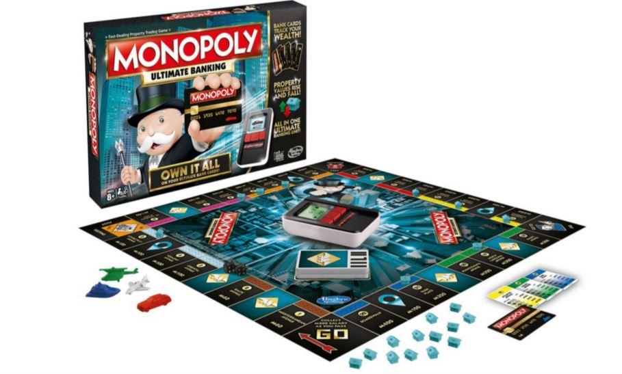 Monopoly-Cashless