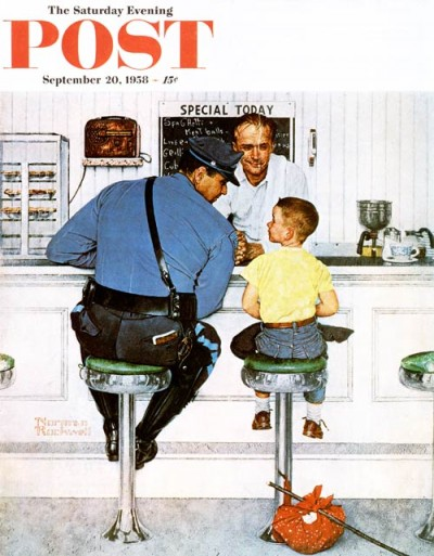 police_norman_rockwell