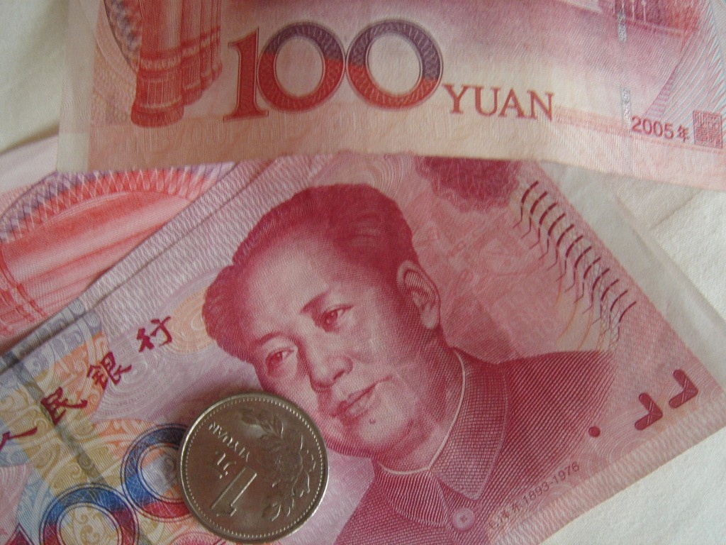China-Yuan-Currency