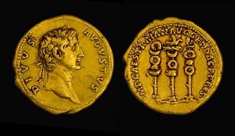 Divus Augustus Found in Gallie - R