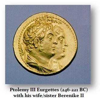Potolemy III-Berenike II