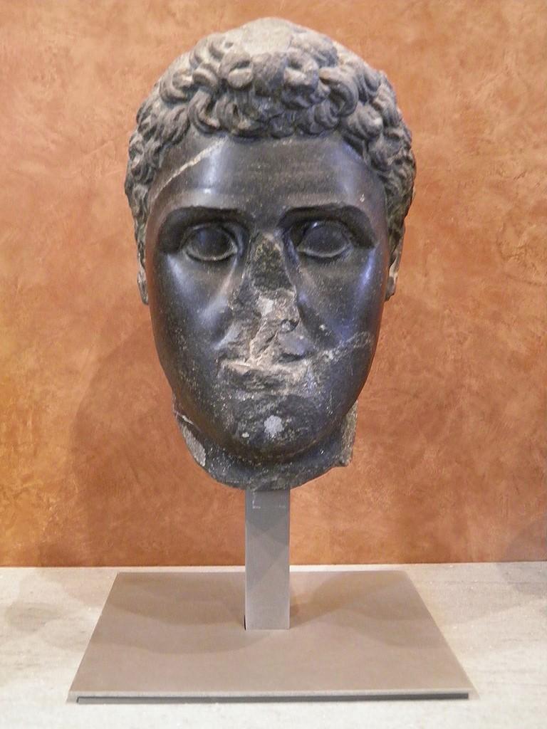 Ptolemy X Bust