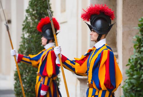 Swiss Guard Vatican