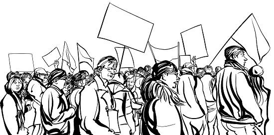 Union Strike - r