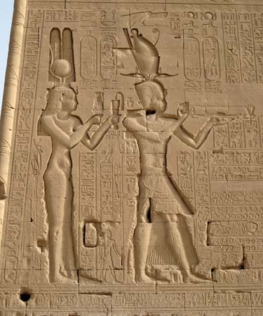 Cleopatra-Caesarion Ptolemy XV