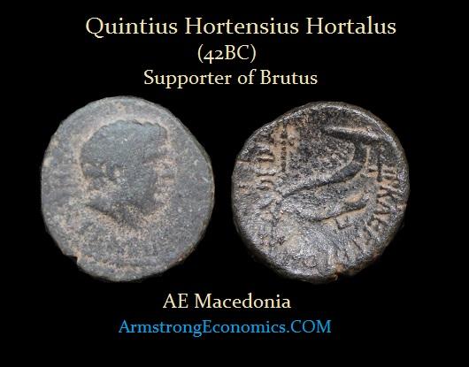 Hortensius AE Macedonia - R