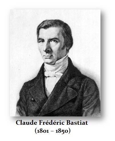 Bastiat Claude Frédéric (1801 – 1850)