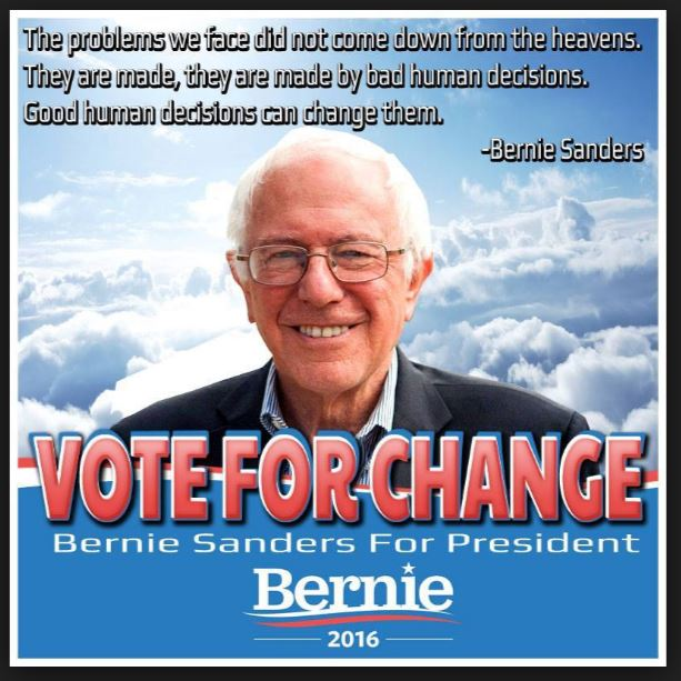 Bernie-Change