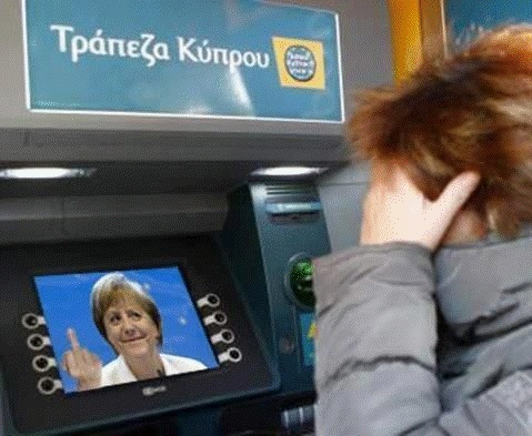 Greece-Merkel-Banks