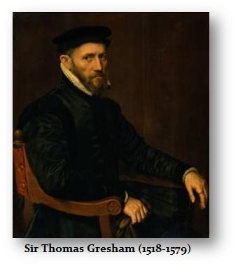 Gresham Sir Thomas