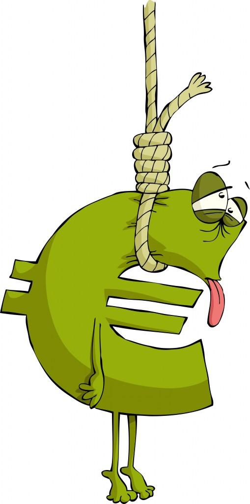 Euro Hanging