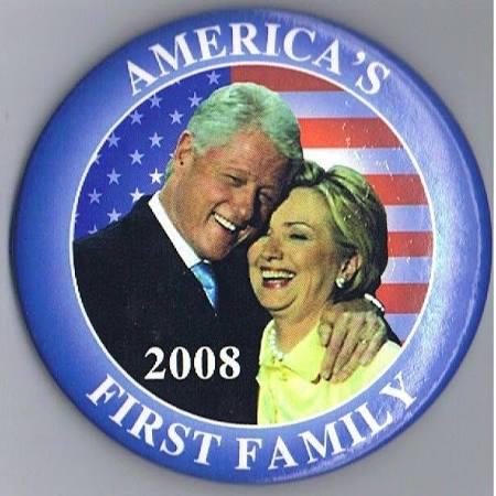 Hillary Button 2008