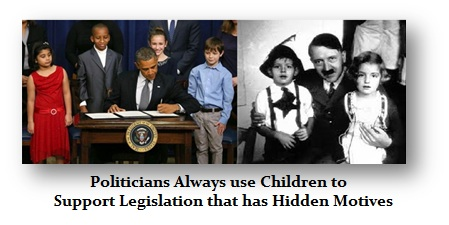 Obama-Hitler-Children