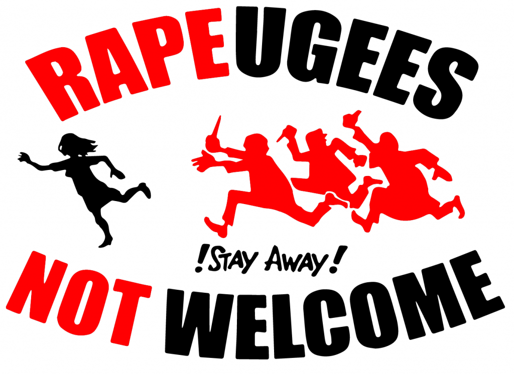 rapeugees-not-welcome