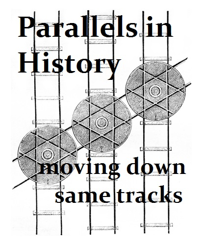 parallel-in-history