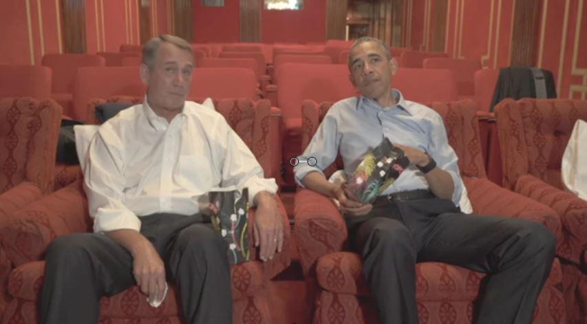 Boehner-Obama