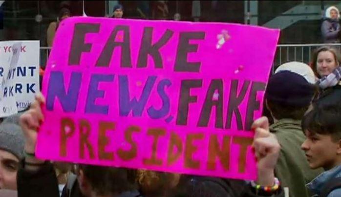 Fake News Fake President