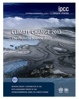 IPCC 2013 Climate Change