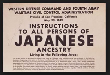 Japanese-Interment