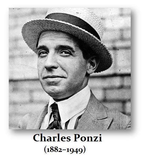 Ponzi Charles (1882–1949)