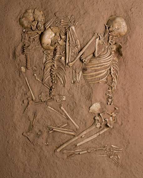 Stone Age Grave
