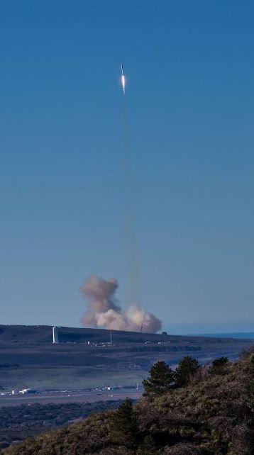 California Taxing Rockets
