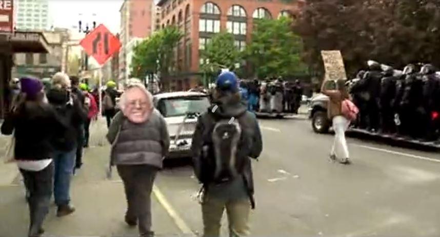 Oregon Civil Unrest May 2017
