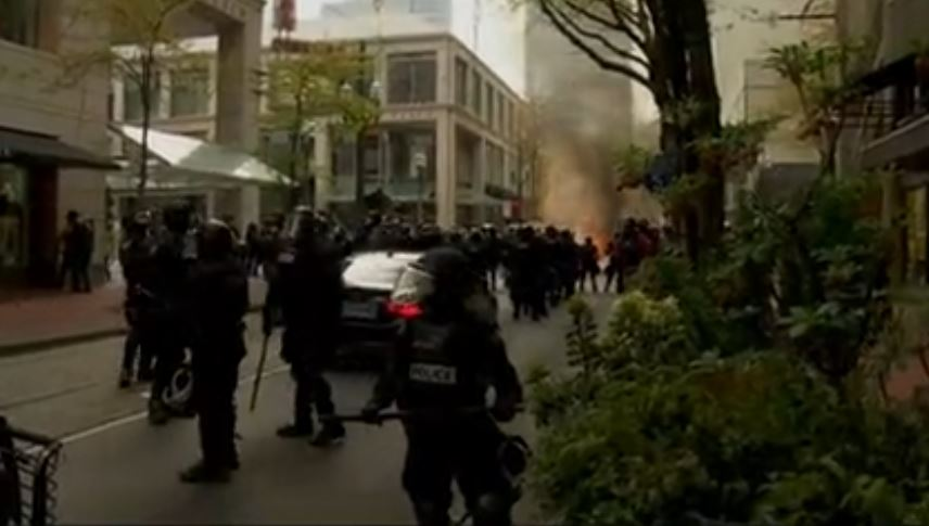 Oregon Civil Unrest