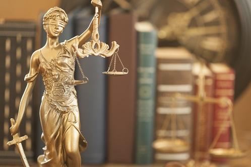 Rule of Law Blind