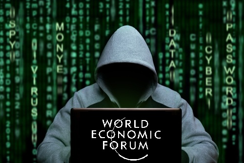world Economic Forum now vulnerable to cyber-attacks