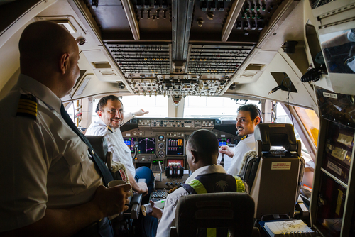 Flight Cancellations Up Over 500% – Because Pilots at Risk of Blood Clots Pilots